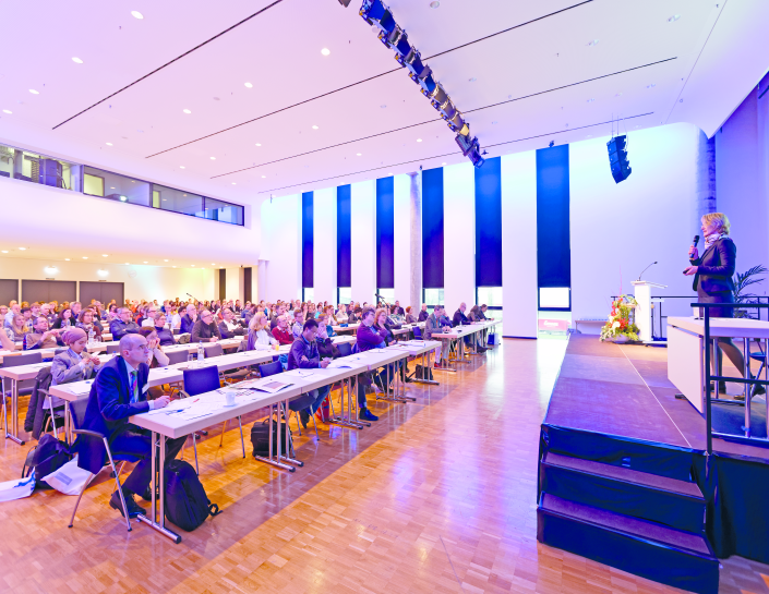 Konferenz Center Messe Karlsruhe